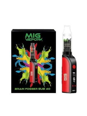 Mig Vapor Brain Fogger SUB-40 Wax P Nail Kit