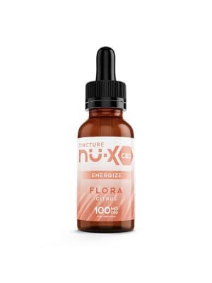 Nu-X Tincture Flora