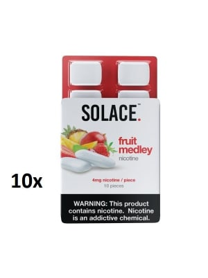 Solace Chew Fruit - 10 Pack