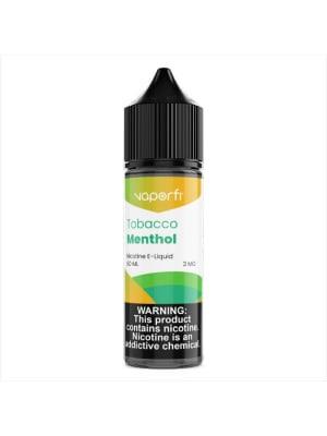 VaporFi Tobacco Menthol