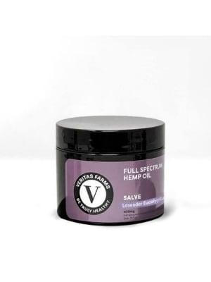Veritas Hemp Oil Salve Lavender Eucalyptus