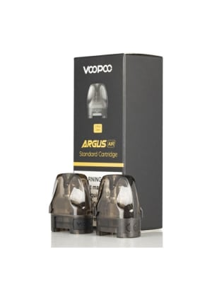 VooPoo Argus Air Replacement Pod - 2 Pack