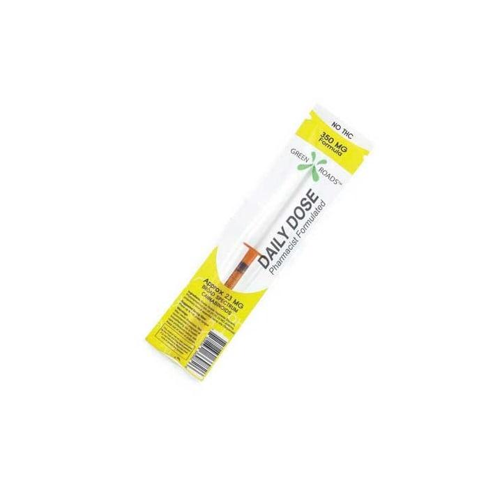 Green Roads Daily Dosage Syringe