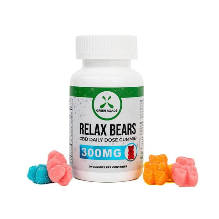 Green Roads Relax Bear (300mg)