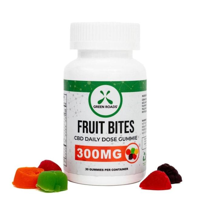 Green Roads Fruit Bites (300mg)