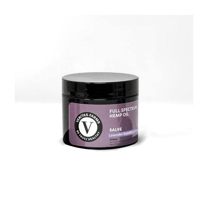 Veritas Farms Lavender & Eucalyptus Hemp Oil Salve (1000mg)