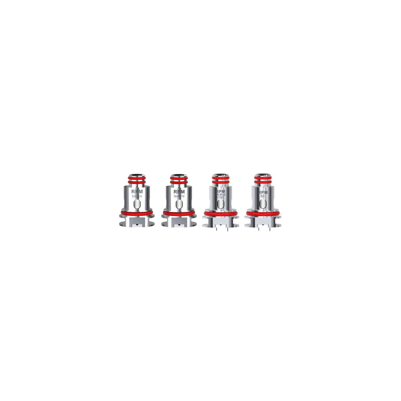 Smok RPM Mesh Replacement Coil - 5 Pack