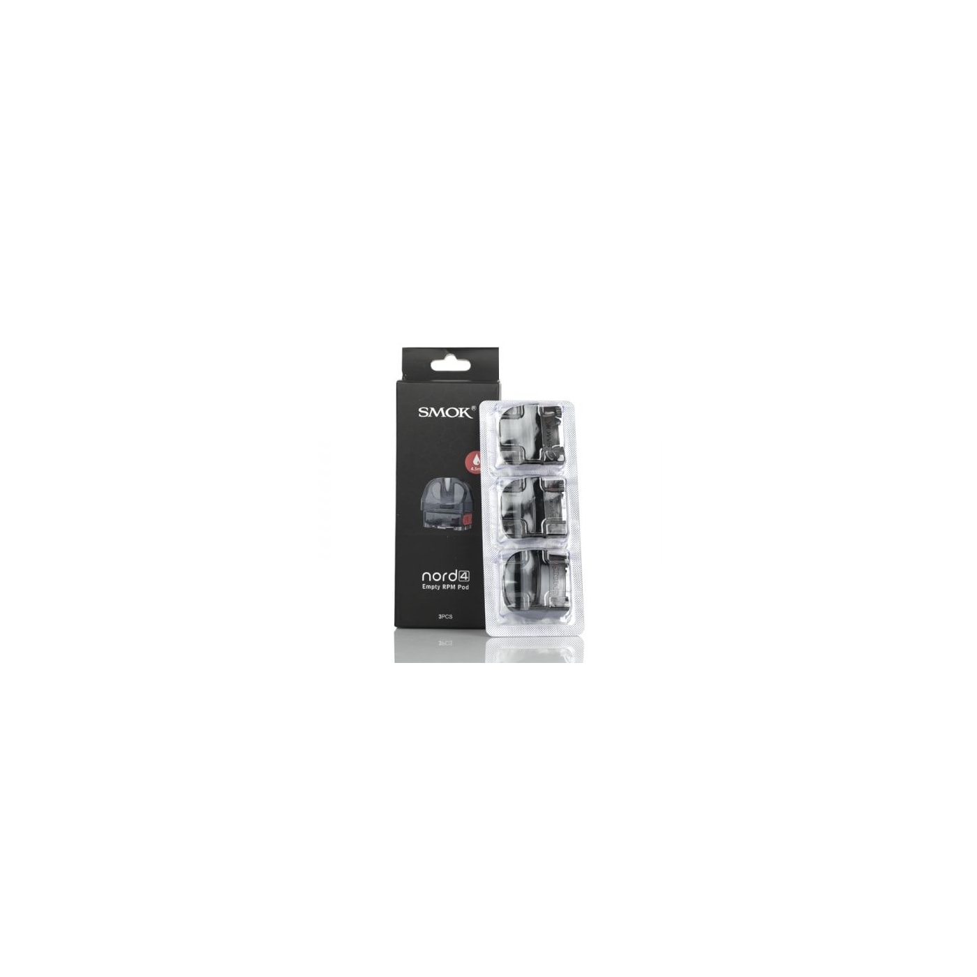 Smok RPM 4 Replacement Pod - 3 Pack