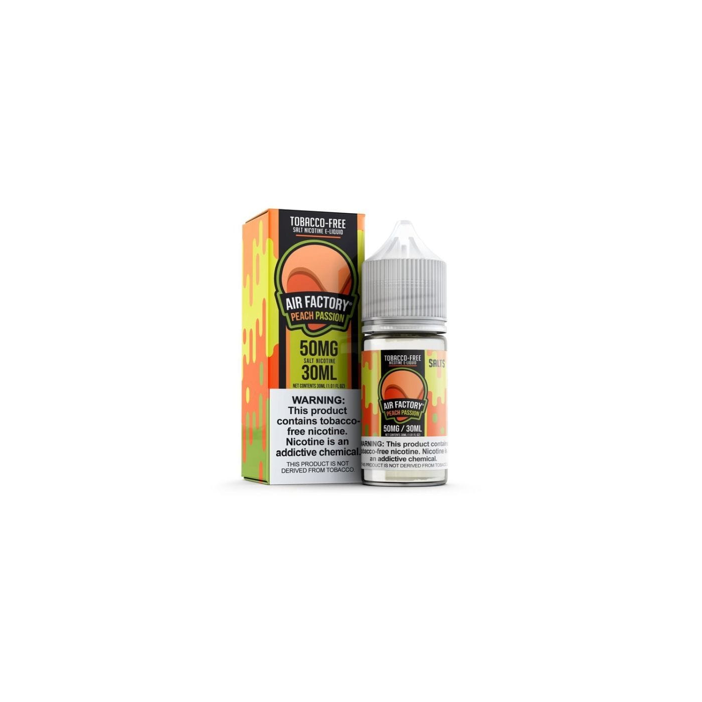 Air factory Synthetic Salts Peach Passion