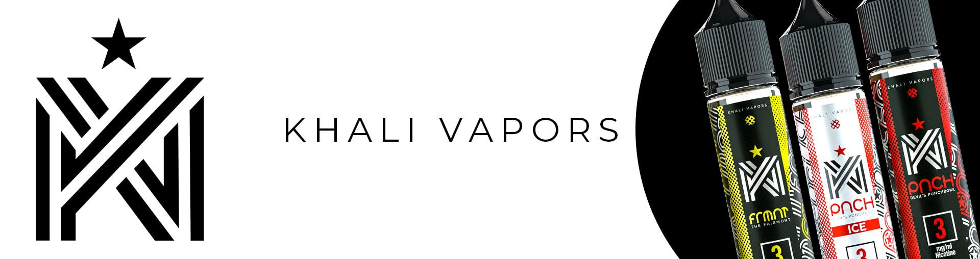 Khali E-liquids