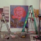 Still from Sara Cwynar, Rose Gold, 2017, 16 mm film on video with sound, 8 min.