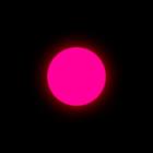Takeshi Murata, Untitled (Pink Dot), 2007 (detail.)