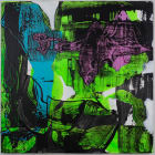 Untitled (bright green)