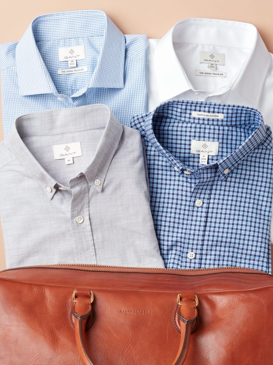 Business Travel Shirts