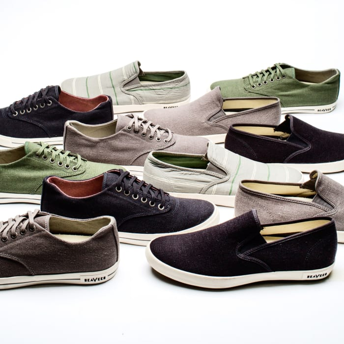 Seavees Shoes Square