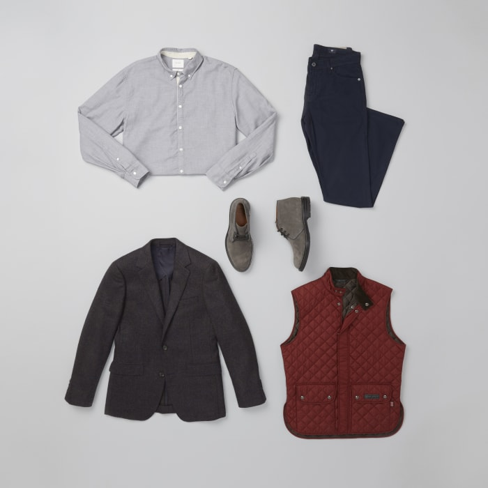 Mens fall clothing essentials
