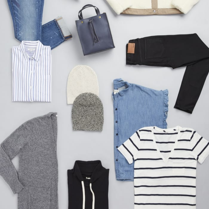 The madewell trunk