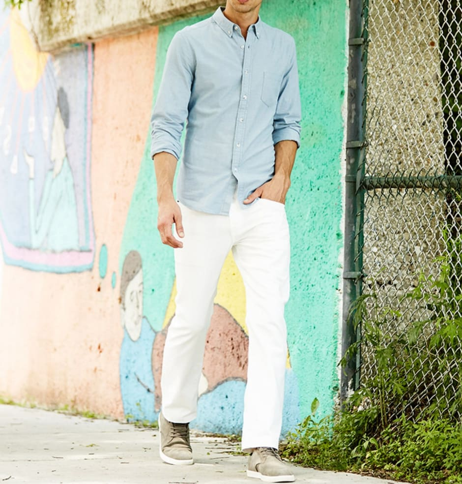 What to wear on a first date casual men