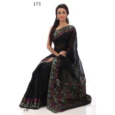 Soft Half-Silk Saree