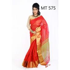 Gaye Holud-Cotton-Tangail-Saree--ts-575