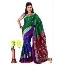 Pure Soft Silk Katan Saree RB-108