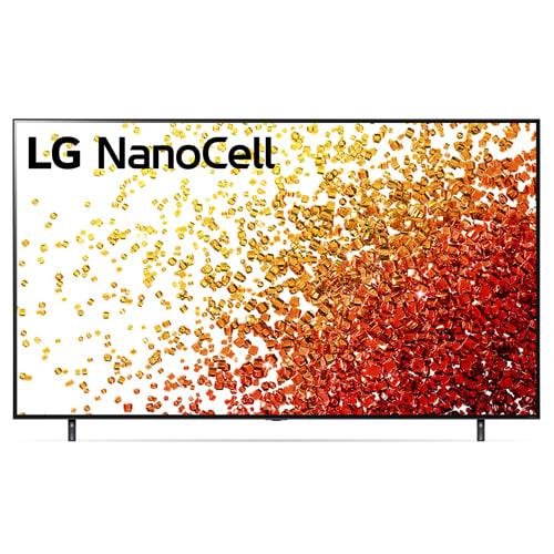 "LG NanoCell 90 Series 2021 75"" Class 4K Smart UHD TV w/ AI ThinQ® - 75NANO90UPA"