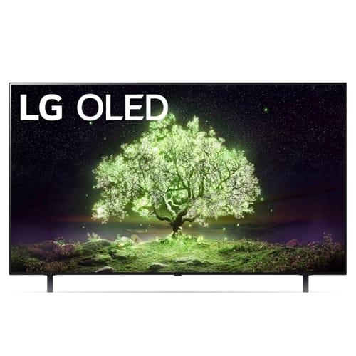 """LG A1 65"""" Class 4K Smart OLED TV w/ ThinQ AI® - OLED65A1PUA"""