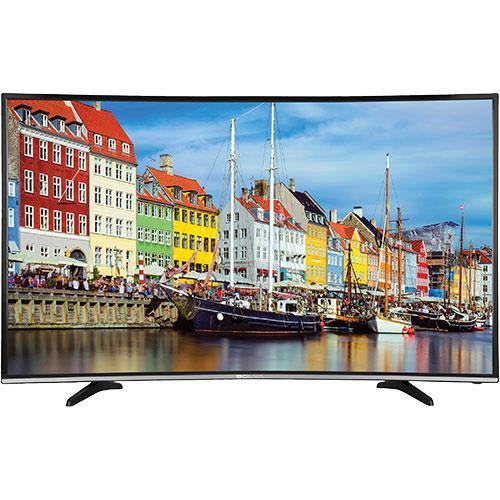 """Bolva 55CBL01 55"""" 4K UHD Curved TV Promo - 55CBL01"""