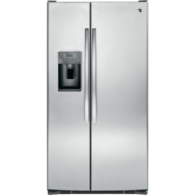 GE® 25.4 Cu. Ft. Side-by-Side Refrigerator