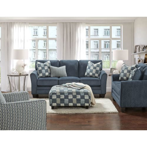 Addison Collection Sofa & Loveseat