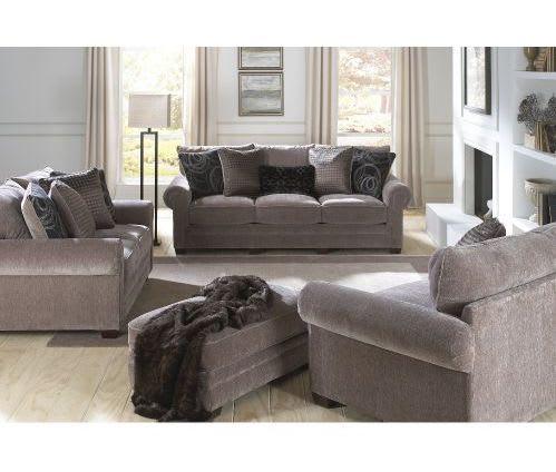 Austin Living Room - Sofa & Loveseat (43410)