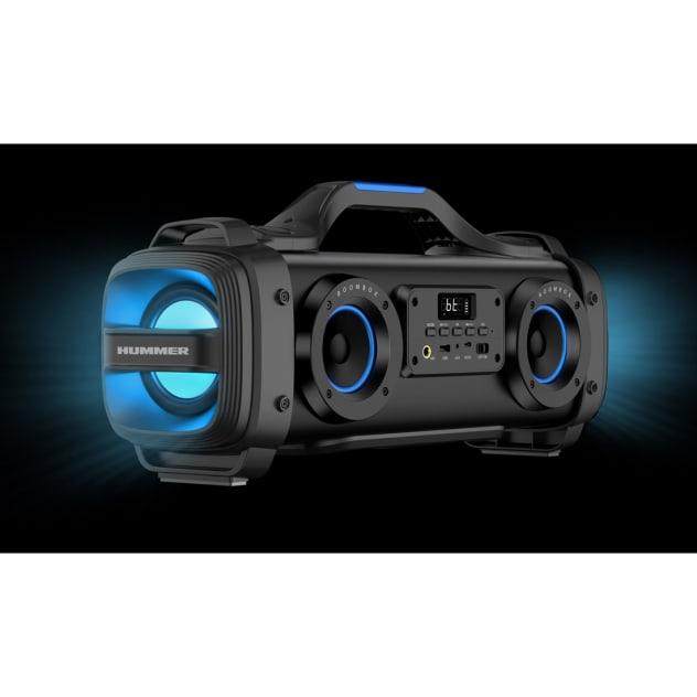 HUMMER® Boom Blaster XXL Boombox Speaker  - BOOMBLASTERXXL