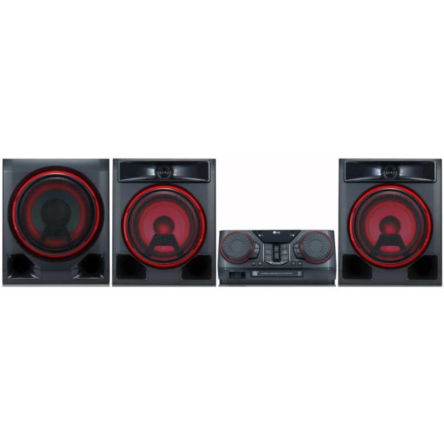 LG 1100W Hi-Fi Entertainment System with Karaoke Creator - CK57