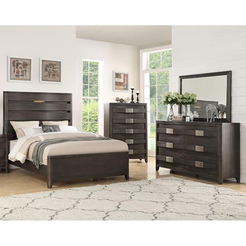 Dallas Bedroom Collection