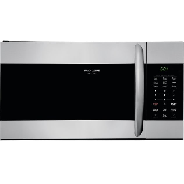 Frigidaire Gallery 1.7 Cu. Ft. Over-The-Range Microwave - FGMV176NTF