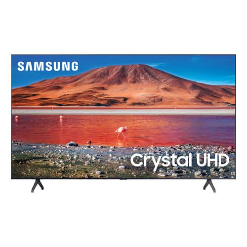 "Samsung 43"" TU7000 Crystal UHD 4K UHD Smart TV – UN43TU7000FXZA"