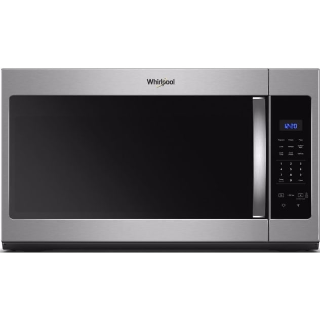 Whirlpool® 1.7 Cu. Ft. Microwave Hood Combination w/ Electronic Touch Controls - WMH31017HS