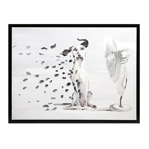 Youth Pongo Spots Oil Painting - 61255