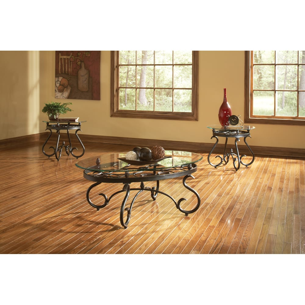 Steve Silver Lola 3 Pack Occasional Tables - LL400