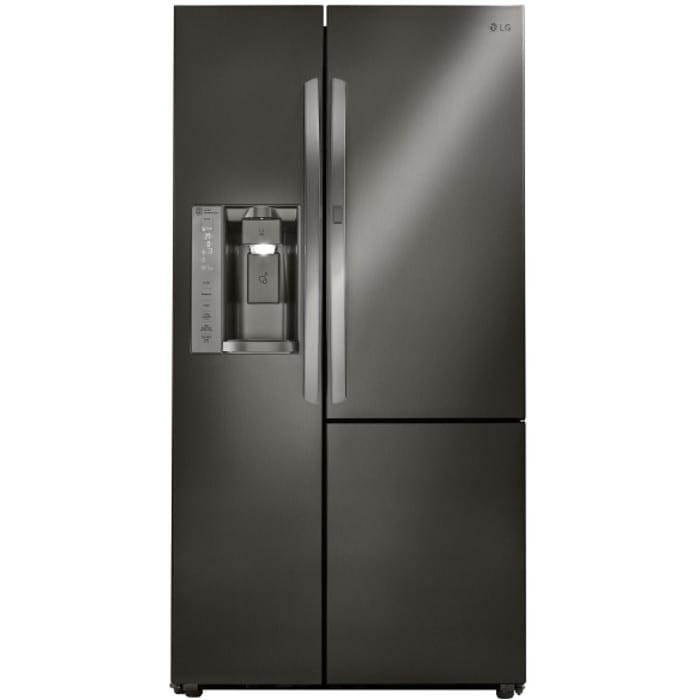 LG 26 cu. ft. Side-by-side Refrigerator w/ Door-in-Door® - LSXS26366D