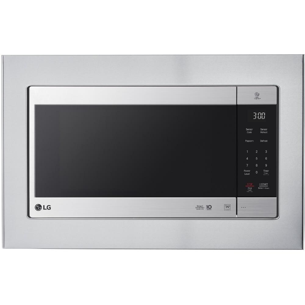 LG Microwave Stainless Steel Trim Kit - MK2030NST