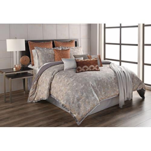 Myla Queen 12PC Comforter Set - 80274