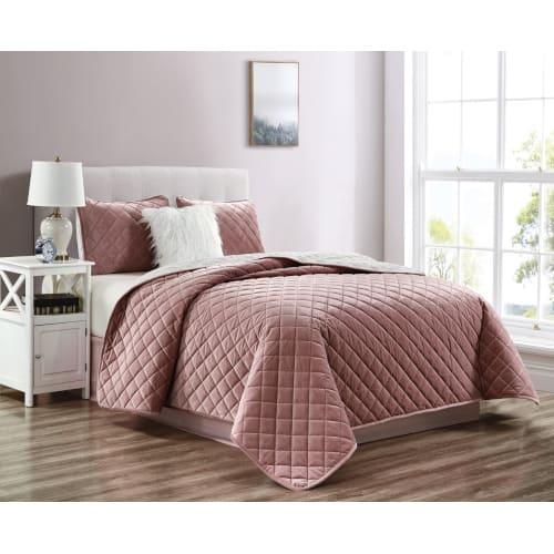 Sayer Twin 4PC Comforter Set - 80270