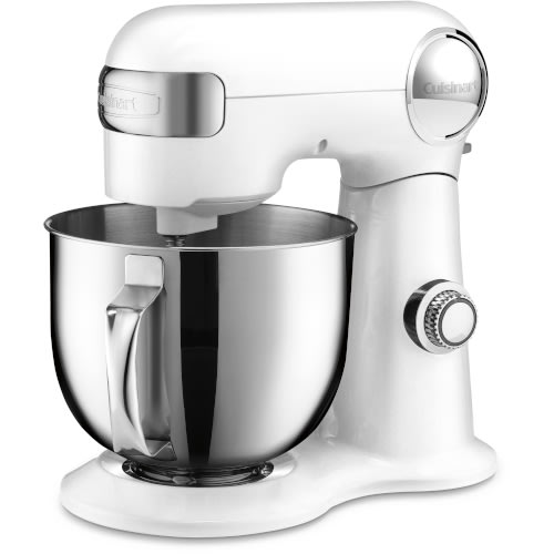 Cuisinart Precision Master™ 5.5-Quart Stand Mixer - White