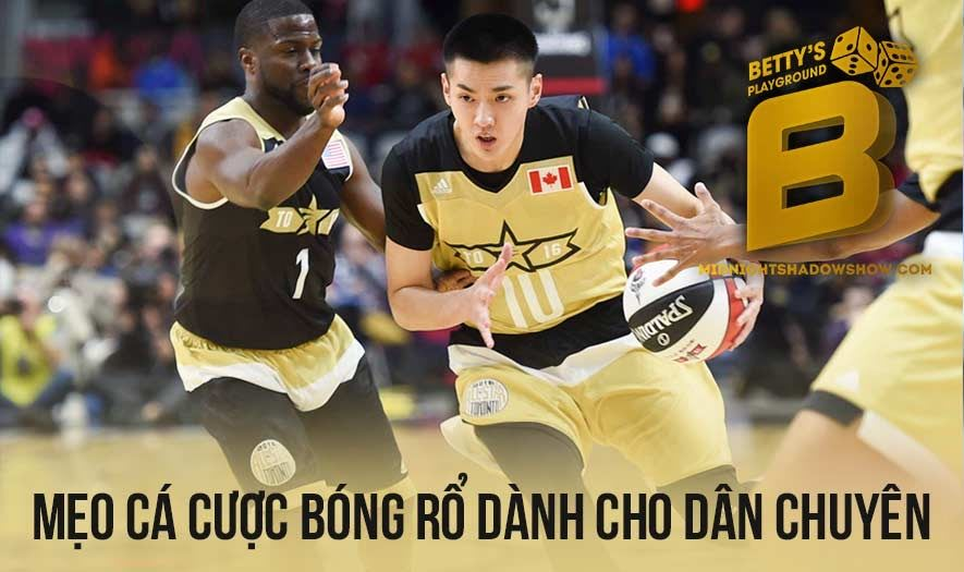 mẹo bóng rổ