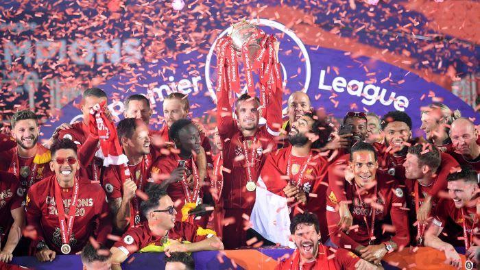 Premier League 2020-2021 Mùa giải bắt đầu vào ngày 12 tháng 9