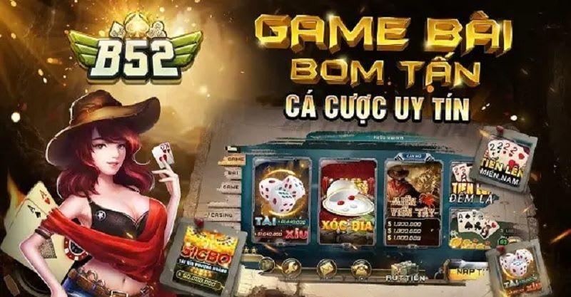 game bai b52 club - B52 Club – cổng game bài đổi thưởng uy tín và chuyên nghiệp số 1 hiện nay