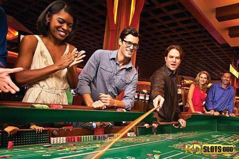 người việt có được vào casino