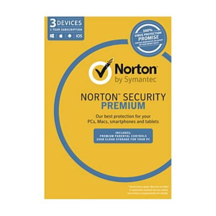 Norton Security Premium 3.0 1 User 3 Devices