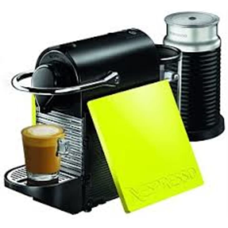 Breville Nespresso Pixie Clips Lemon & Black